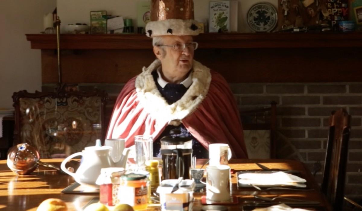 Richard Booth King of Hay